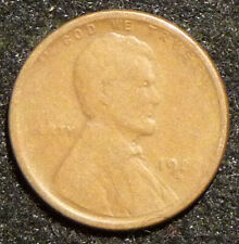 1920 S Lincoln Wheat Cent Coin F120