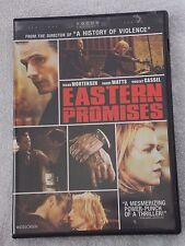 Eastern Promises - DVD - Widescreen - Viggo Mortensen