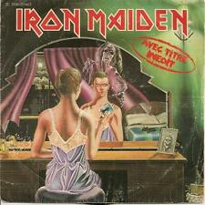 """IRON MAIDEN twilight zone (PS) VG/VG+  french 7"""""""