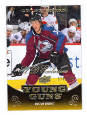 10-11 Upper Deck Colby Cohen Young Guns Exclusives Rookie Card RC #455 Mint /100