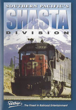 Southern Pacific's Shasta Division DVD SP Pentrex NEW!