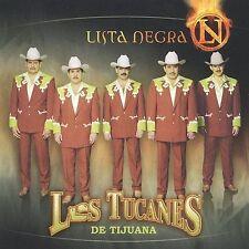 Tucanes De Tijuana Lista Negra CD
