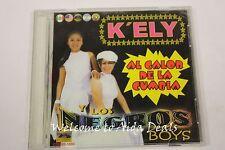 K'Ely, Al Calor De La Cumbia, Los Negros Boys (Brand new sealed)