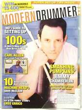 MODERN DRUMMER MAGAZINE JIMMY CHAMBERLIN SMASHING PUMPKINS SLY THE FAMILY STONE