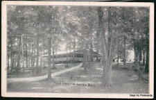 DRINKER PA Park Opposite Hotel Roll Antique Postcard