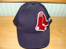 Boston Red Sox New Era Hat Cap 39Thirty S/M Side Patch