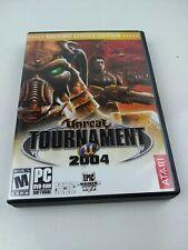 Unreal Tournament Game PC 2004 Editor's Choice Edition Atari  DVD-Rom