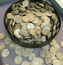 40 Coin Buffalo Nickel 5c Roll No Date / Digit Roll Nice Estate Old Money Lot