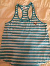 women sz S P Pink Victoria Secret racerback tank top clothes nwt