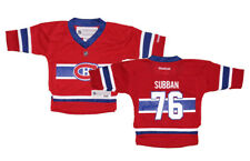 NWT Reebok P.K. Subban Montreal Canadiens Infant (12-24 Mos) Replica Home Jersey