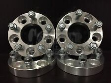 "4 X 5x5.5 Dodge Ram 1500 1.5"" Wheel Spacers 1/2x20"" Studs for Ramcharger Trucks"