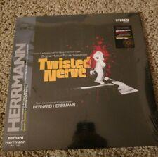 Twisted Nerve Soundtrack Super Deluxe Bernard Herrmann Blood Splatter Vinyl LP