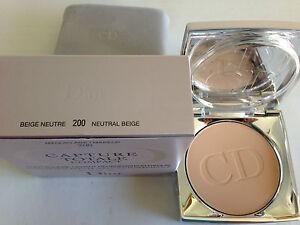 Christian Dior Capture Totale Radiance Restoring Line Smoothing Powder 10g #200