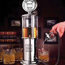 Pretty Tage Gas Pump Bar Drinking Alcohol Liquor Dispenser G*