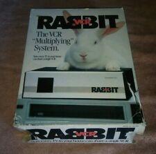 Vintage VCR Rabbit Multiplying System Audio Video Wireless Transmitter Unused
