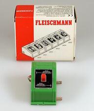 Fleischmann 6924 H0 N Umpolschalter Regler Stellwerk unbenutzt