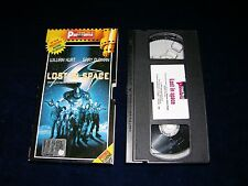 VHS LOST IN SPACE - 1998
