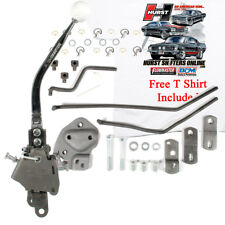 Hurst 4 Speed Shifter Kit 1971 1972 1973 Nova Chevy II Factory Muncie No Console