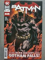 ⭐️ BATMAN #72a (2019 DC Universe Comics) VF/NM Book