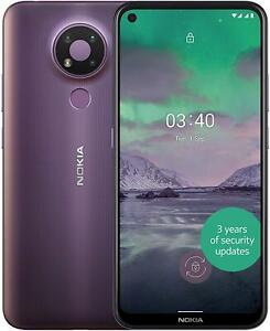 Nokia 3.4 Smartphone Dual SIM 32GB + 2GB RAM - Dusk