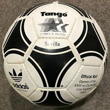 Adidas Tango Sevilla Games of the Xxii Olimpiad Los Angeles 1984 match ball s5
