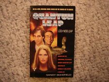 Quantum Leap Loch Ness Leap Tv tie in Pb first edition and printing 1997 unread