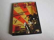 KILLING JOKE XXV Gathering! DVD LIVE 2005 NO LP