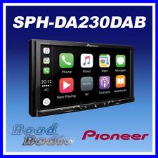 "Pioneer SPH-DA230DAB 7"" Apple CarPlay Android Auto DAB Car Stereo"