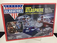 American Gladiators 4037 Atlasphere Attack Playset By Mattel 1991 NEW