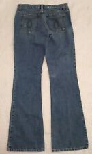 NWT $125 Juicy Couture Flare Jeans Style 2316 RH Women's size 28 x 31 1/2""