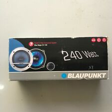 Blaupunkt Blue Magic CX130 2-Way component Car Speakers 240 Watt