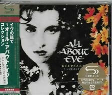 All About Eve Keepsake Japanese Cd New 2 Cd's