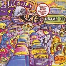 Lincoln Street Exit Drive It Mainstream Records Sellado Colorida Disco de Vinilo