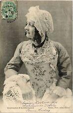 CPA Costume d'Arlésienne (410188)