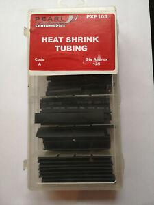ASSORTED CAR HEAT SHRINK TUBING PEARL PXP103 QUANTITY 125