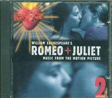 Romeo + Juliet Volume 2 - Kym Mazelle/Butthole Surfers Cd Ottimo