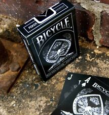 Bicycle Shadow Masters UV500 Air-Flow Finish Ellusionist US Playing Cards Magic