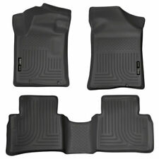 Husky Weatherbeater Fits 2013-2018 Nissan Altima Front & Rear Floor Mats 99641