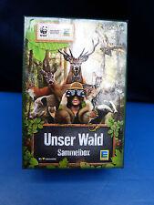 5543. Unser Wald  -  Sammelbox voll Bilder  -  Edeka