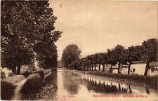 CPA  Mennetou-sur-Cher - Le Canal du Berry    (740845)