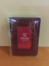 """Old Navy Metal Picture Frame 2.5"""" X 1.5"""""""