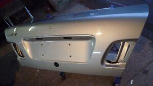 Mercedes W210 E-Klasse vorMopf Heckklappe Heckdeckel Kofferraumdeckel 744 silber