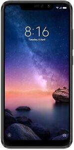 Xiaomi Redmi Note 6 Pro Dual-SIM 4GB / 64GB schwarz - Guter Zustand ohne Vertrag