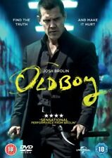 Oldboy [DVD] Good PAL Region 2