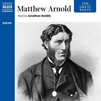 The Great Poets Matthew Arnold [Jonathan Keeble] [Naxos Audiobooks NA0271] [CD]