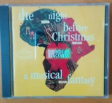 Sounds of Blackness, The Night Before Christmas Cd