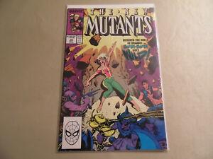 New Mutants #79 (Marvel 1989) Free Domestic Shipping
