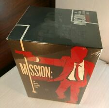 Mission Impossible Complete TV Series (DVD,1966-1973) NEW-Free Box Shipping