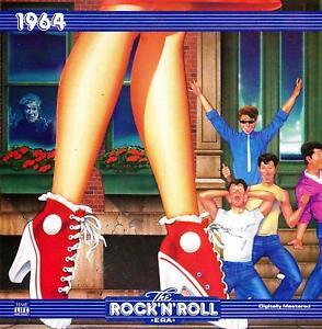 1964-CD-1990 Time Life Australia/Polygram-RRC-E12-Gene Pitney-Shadows-Crickets