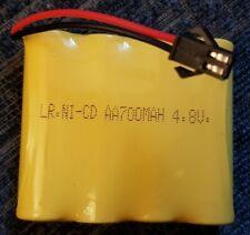 NI-CD AA700mAh 4.8V BATTERIA RICARICABILE PER MONSTER TRUCK telecomando auto